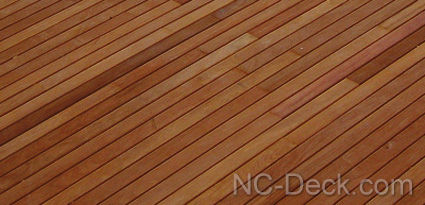 Cumaru Decking North Carolina